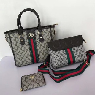 Gucci - GUCCI グッチ バッグバッグ3点セット