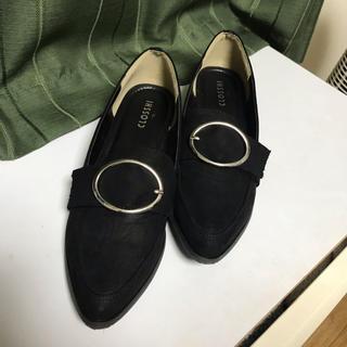 しまむら - ローヒールパンプス ブラック