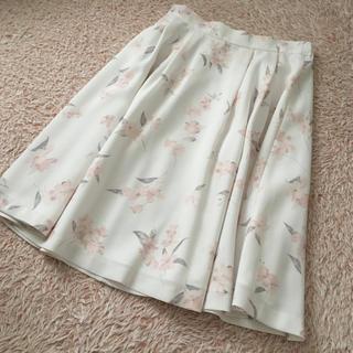 LAISSE PASSE - レッセパッセ♡花柄スカート
