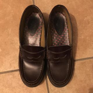 ローファー 茶色(ローファー/革靴)