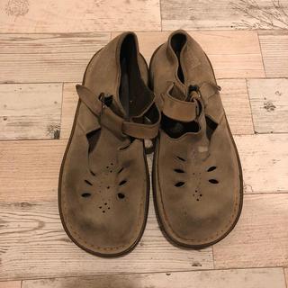 ドクターマーチン(Dr.Martens)のDR. MARTENS ワンストラップ マーチン(ローファー/革靴)
