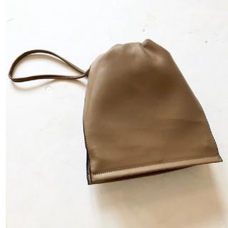 ディーホリック(dholic)の新品 ローレンハイ ショルダーバッグ ハンドバッグ ベージュ 秋物(ハンドバッグ)