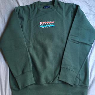 Supreme - 新品 know wave wavelenghs logo sweat shirt