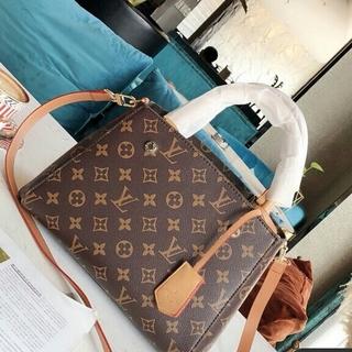 LOUIS VUITTON - 超美品手提げ袋クロスボディバッグ