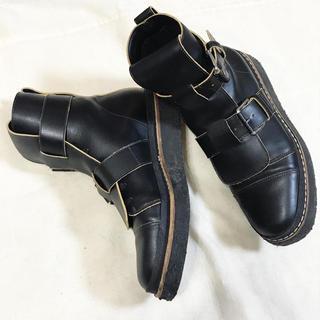 Marni - MARNI 2way ブーツ