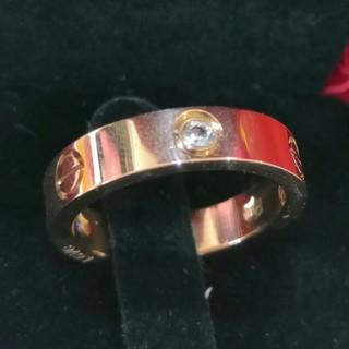 ♥素敵 カルティエ リング(指輪) 正規品 ♥ 美品 (リング(指輪))