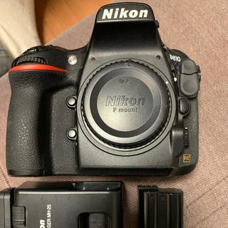 Nikon - Nikon D810 ショット数20750