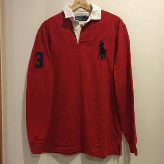 Ralph Lauren -  ラルフローレンのビッグポニー ラガーシャツ