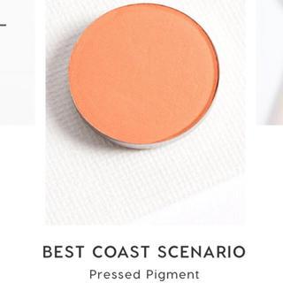 Sephora - Best Coast Scenario Colourpop シングルアイシャドウ