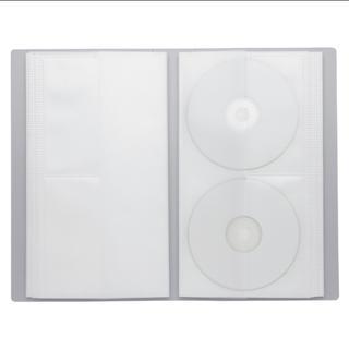 ムジルシリョウヒン(MUJI (無印良品))のuka様専用:無印良品:CDケース 2段(CD/DVD収納)