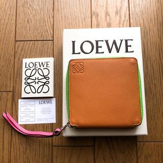 ロエベ(LOEWE)の⭐️値下げ⭐️ LOEWE ロエベ パズル ミニ 折財布 ウォレット(財布)