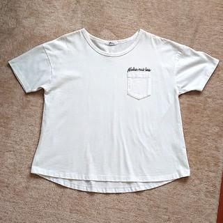 しまむら - しまむら Tシャツ 綿100 Mサイズ 胸ポケット