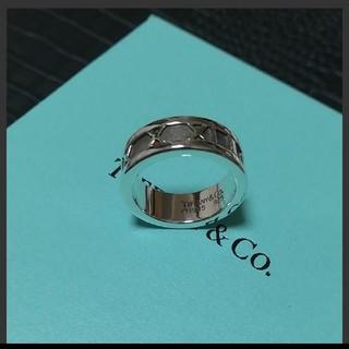 ティファニー(Tiffany & Co.)の極上品 ティファニー アトラスリング(リング(指輪))