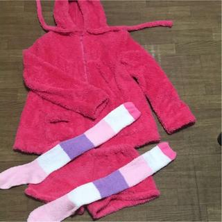 ルームウェアセット ピンク(ルームウェア)