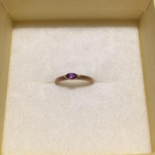 アメシスト 指輪(リング(指輪))