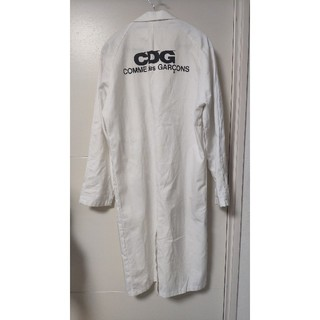 COMME des GARCONS - COMME des GARÇONS ワークコート 白衣コート