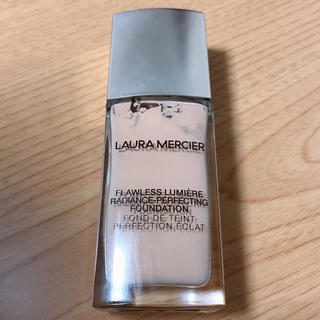laura mercier - ローラメルシエ /フローレス ルミエール パーフェクティングファンデーション