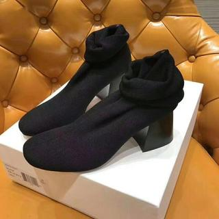 celine - 希少 セリーヌ ソックス型 ブーツ パンプス