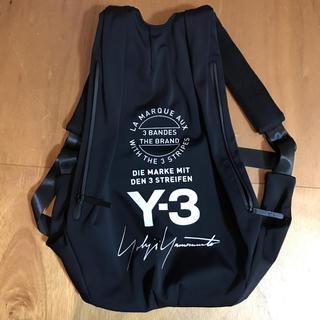 ワイスリー(Y-3)のY-3リュック(バッグパック/リュック)