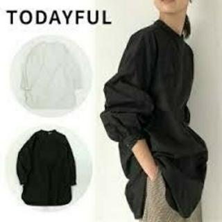 TODAYFUL - 美品 トゥデイフル ヴィンテージドレスシャツ