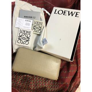 ロエベ(LOEWE)のLOEWE ジップ長財布 (財布)