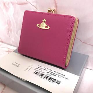 Vivienne Westwood - ヴィヴィアンウエストウッド 財布 ピンク
