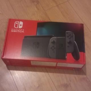 任天堂 - 新品未開封!Nintendo Switch Joy-Con(L)/(R) グレー