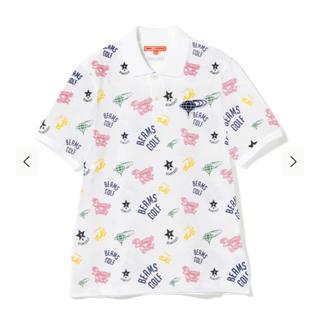 BEAMS - 渋野日向子 メンズ XLサイズ BEAMS GOLF ポロシャツ
