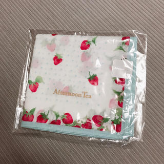 AfternoonTea - ハンカチ 新品