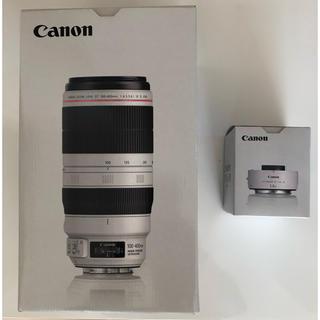 Canon - CANON 100-400Ⅱ  テレコン1.4Ⅲ