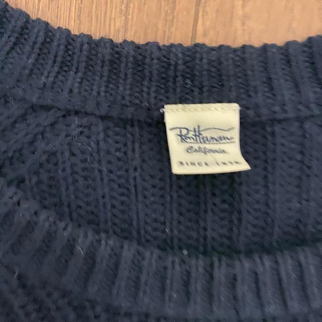 Ron Herman(ロンハーマン)のロンハーマン ボーダー ニット メンズのトップス(ニット/セーター)の商品写真