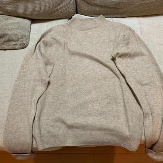 ネストローブ(nest Robe)のネストローブコンフェクト モックネックヤクウールニット 極美品(ニット/セーター)