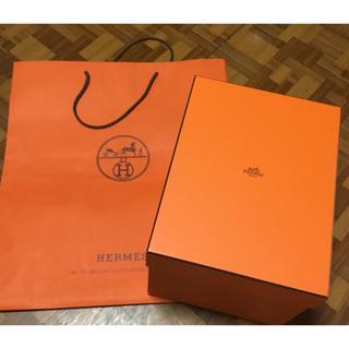 エルメス(Hermes)のHERMES エルメス 空箱(小物入れ)