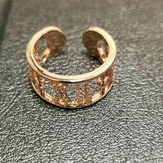 Tiffany ティファニー 指輪 リング ノベルティ