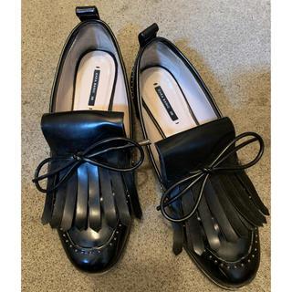 ザラ(ZARA)のZARA ローファー 39(ローファー/革靴)