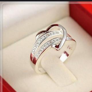 925シルバー キュービックジルコニア(リング(指輪))