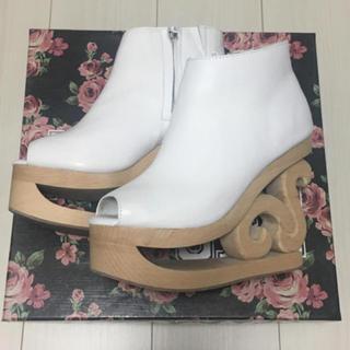 JEFFREY CAMPBELL - ジェフリーキャンベル スケート シューズ