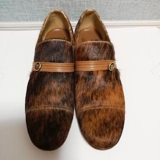 ショセ(chausser)のchausser ショセ ハラコシューズ(ローファー/革靴)