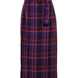 FRAY I.D - 美品◯フレイアイディー タックハイウエストスカート