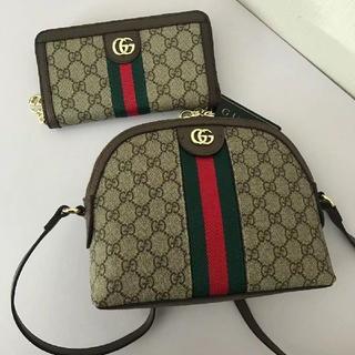 Gucci -  ショルダーバッグ 長財布