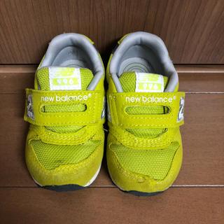 ニューバランス 996 12.5cm グリーン