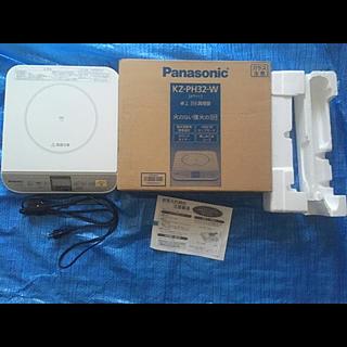 Panasonic - Panasonic 卓上 IH 調理器 KZ-PH32-W