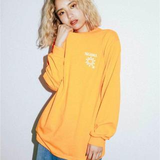 X-girl - xgirlロングtシャツ