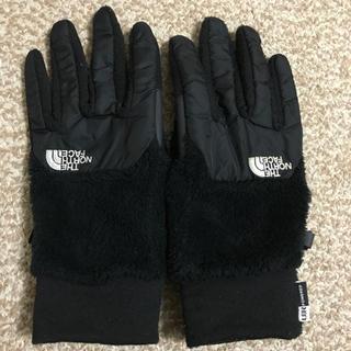 ザノースフェイス(THE NORTH FACE)のノースフェイス デナリイーチップグローブ Sサイズ(手袋)
