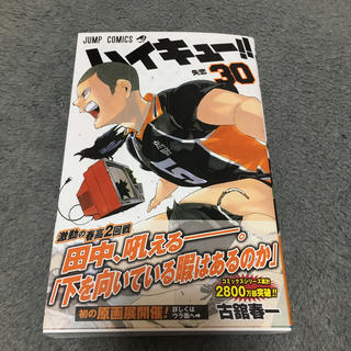 シュウエイシャ(集英社)のハイキュー!! 30巻(少年漫画)