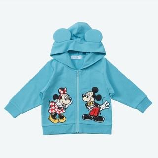 Disney - Team Disney ベビー パーカー