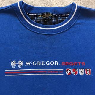 マックレガー(McGREGOR)のメンズトレーナー (McGREGOR)   Lサイズ(スウェット)