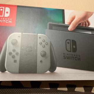 Nintendo Switch - Nintendo Switch  グレー 本体