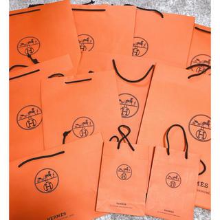 エルメス(Hermes)の【新品未使用】エルメスショッパー 特大L✕1枚(ショップ袋)