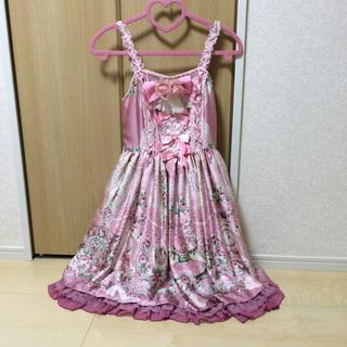 Angelic Pretty - belle epoque rose ピンク JSK